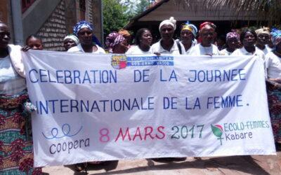 Euskadiko lankidetzaren apustua, Kivu Sur, Congo-ko emakumeen eskubideen alde