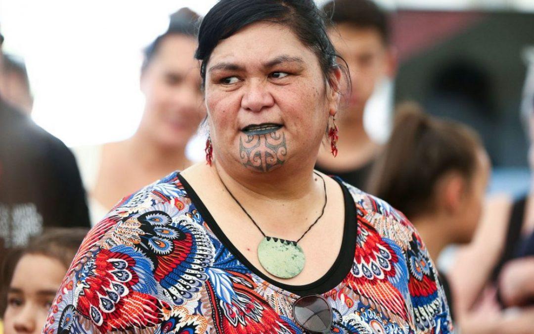 Nanaia Mahuta, una mujer indígena